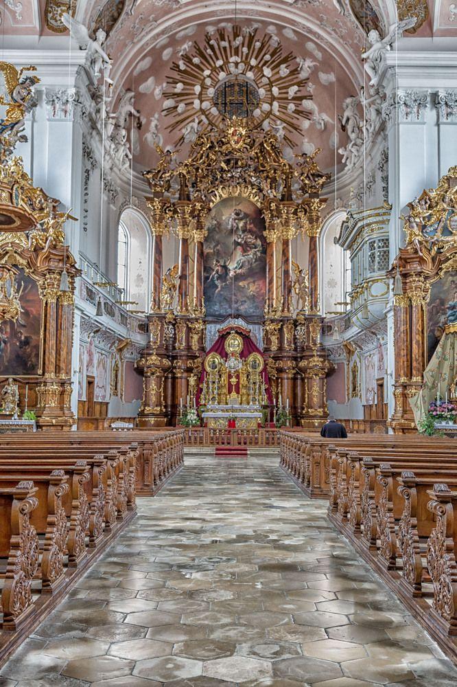 Schutzengelkirche Eichstätt von Hyloo