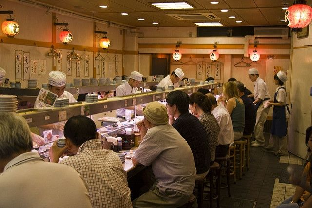 Useful Tips Before Going to Conveyor Belt Sushi Restaurants in Japan