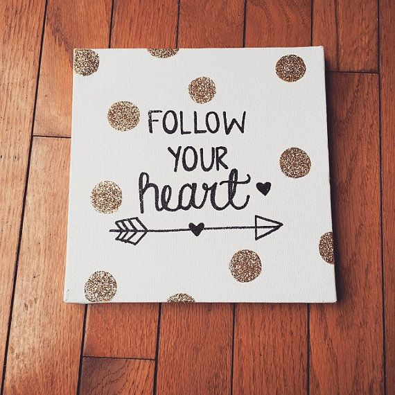 Cute Quotes On Canvas: 25+ Best Ideas About Canvas Quote Paintings On Pinterest