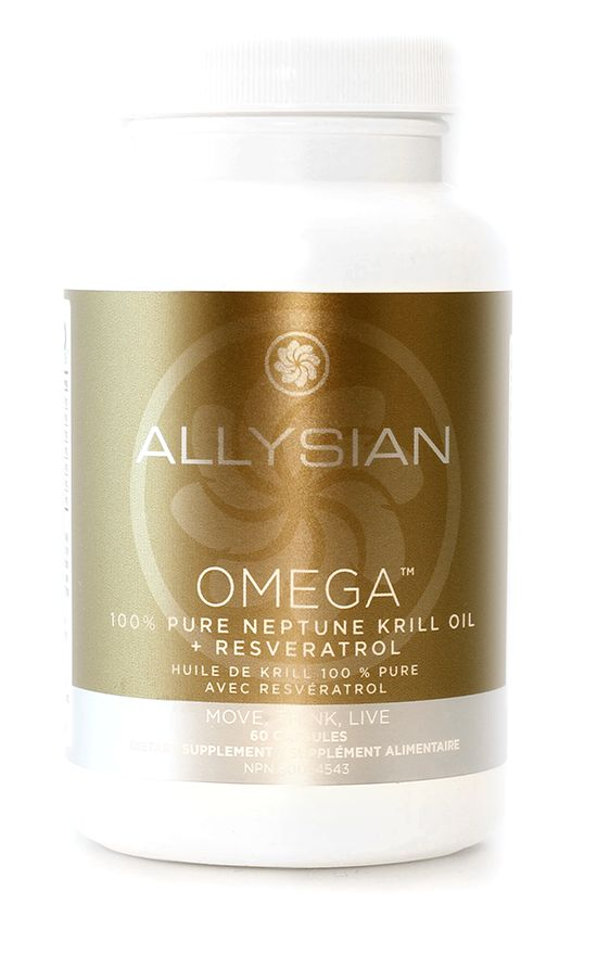 OMEGA™ - Allysian Sciences - REDEFINE POSSIBLE.™