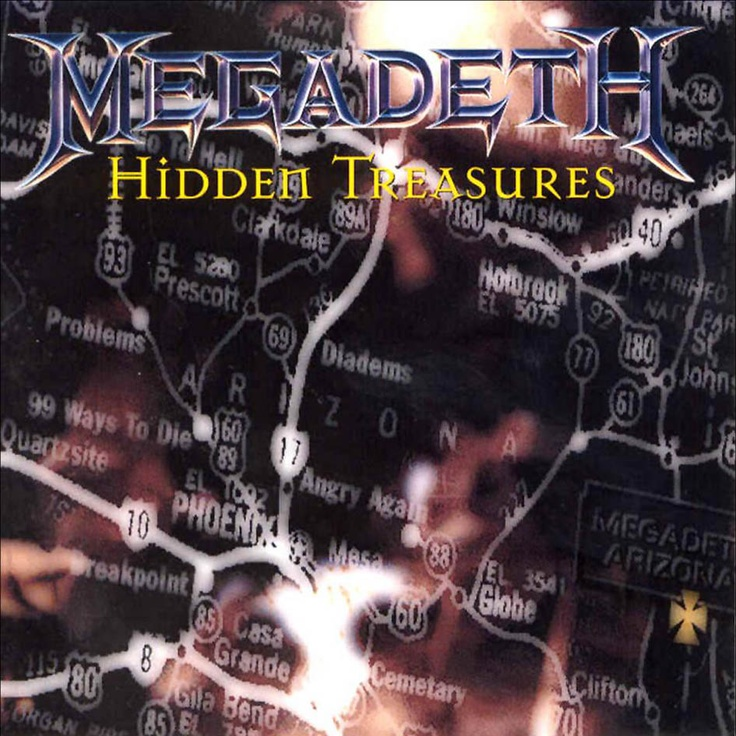 19 best Megadeth Discography images on Pinterest | Heavy metal ...