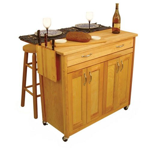 17 Best ideas about Portable Kitchen Island on Pinterest | Kitchen trolley, Portable  island and Mobile kitchen island