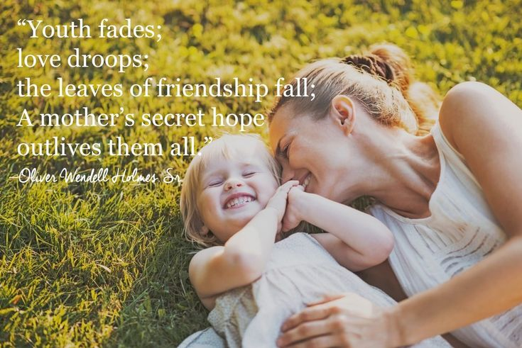 28 Of The Most Beautiful Quotes For Mother's Day