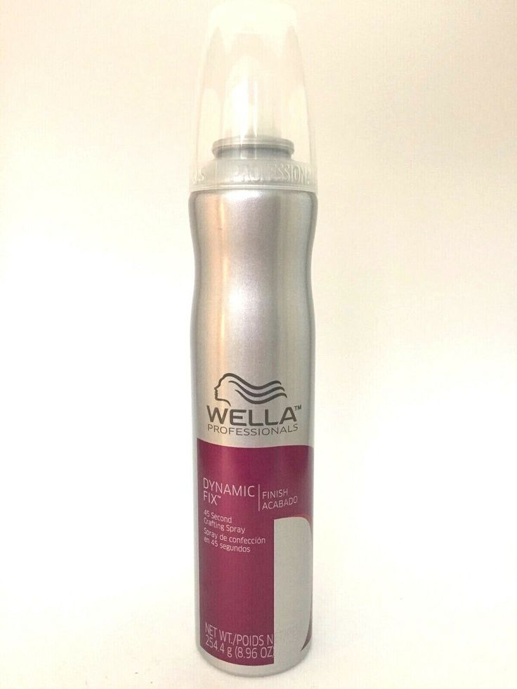 Wella Dynamic Fix Haarspray 45 Sekunden Crafting Spray 8.96 oz  #Crafting #Dynamic #FIX #Haar…