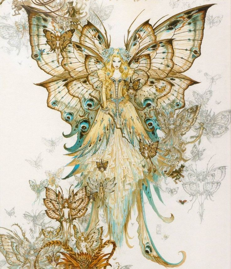 Fairy Artwork | Fantasy and fairy art
