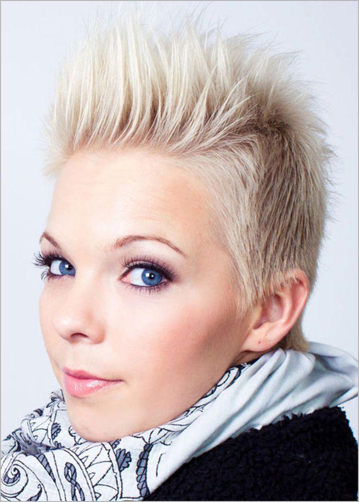 Undercut Manner Frisuren Blond Kurz - Frisur