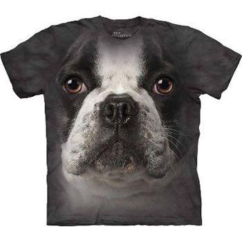 T-Shirt Bouledogue Français - Adulte - Boutique de DirectDog.com - Accessoires pour chien, croquettes, colliers, laisses, harnais, jouets.