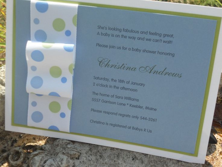 homemade baby shower boy invitations x3cb x3ehomemade baby shower