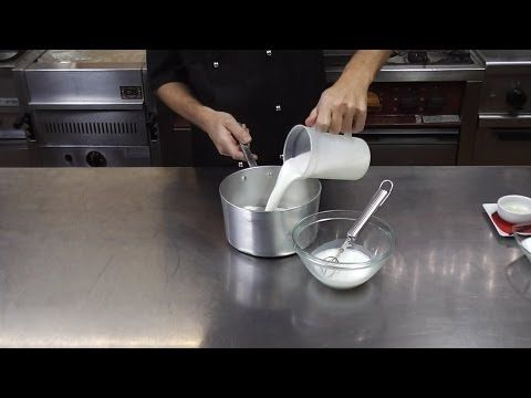 Crema al latte video ricetta fullHD - YouTube