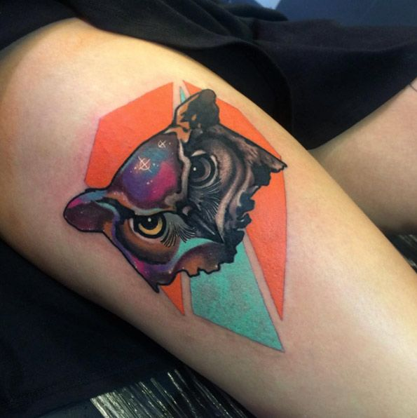 Pin By Andrew Wagner On Tattoo Designs: 1000+ Ideas About Owl Tattoos On Pinterest