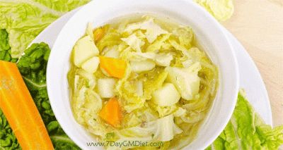 Cabbage Soup Diet Plan & Recipe