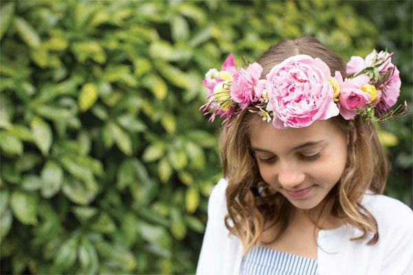 66 Best Flower Crowns Images On Pinterest
