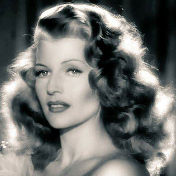211 best Rita Hayworth images on Pinterest | Hollywood ...