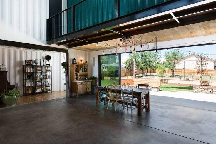 Container52, A Grand Dream House in Denver, Colorado built