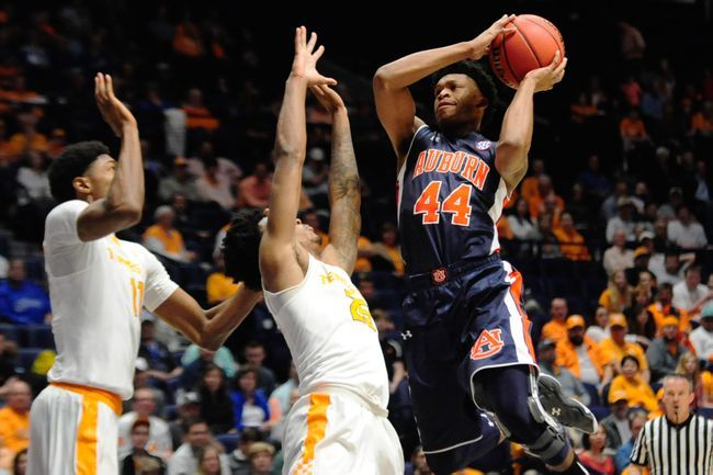 Auburn vs. Tennessee - 1/31/17 College Basketball Pick, Odds, and Prediction
