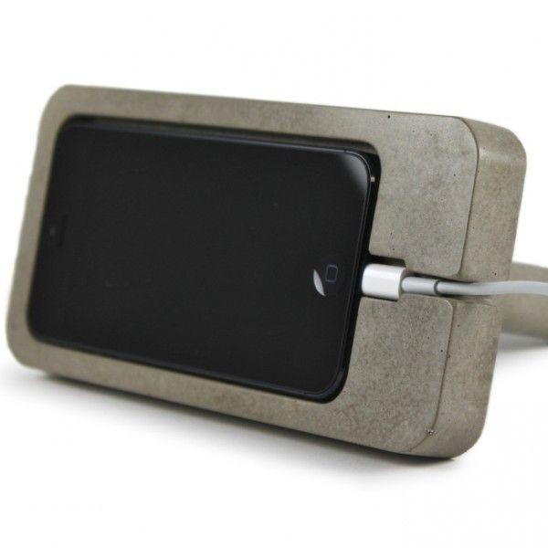 IPhone Dock-Schreibtischzubehör