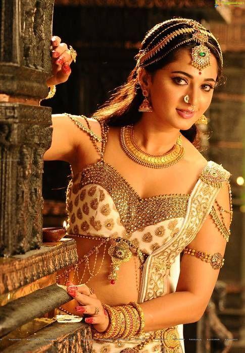 Anushka Shetty as Rudramadevi