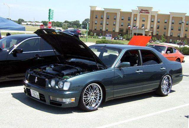Nissan Cedric Gran Turismo