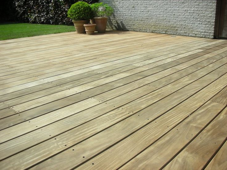 17 best images about terras on pinterest outdoor decking shops and string lights - Terras hout ...