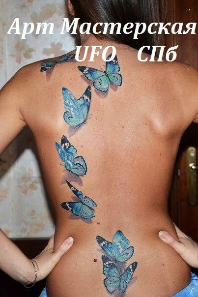 25+ bästa 3d butterfly tattoo idéerna på Pinterest