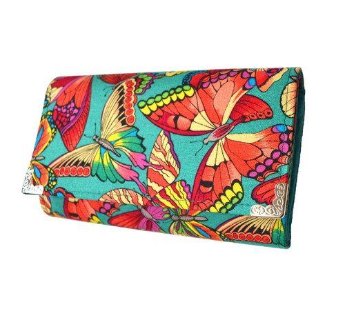 peněženka Red Butterflies
