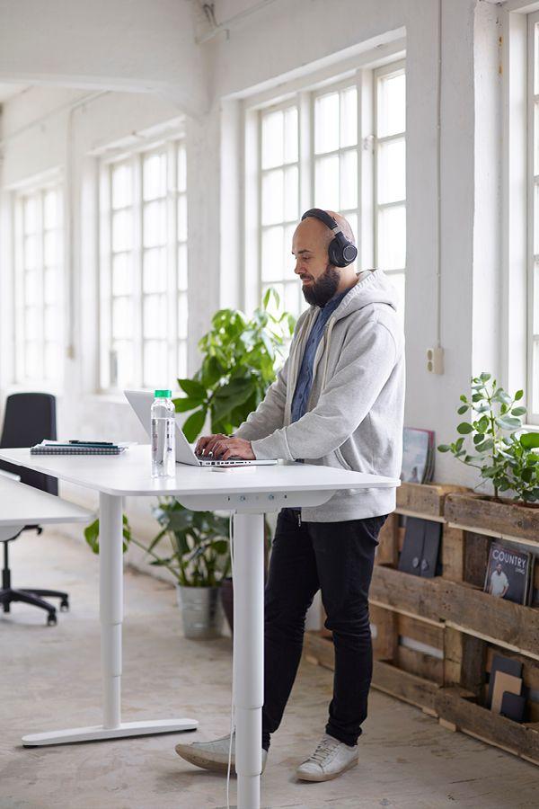 Best 25 Sit Stand Desk Ideas On Pinterest Standing