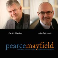 Patrick Mayfield and John Edmonds-Change Management Podcast by pearcemayfield on SoundCloud