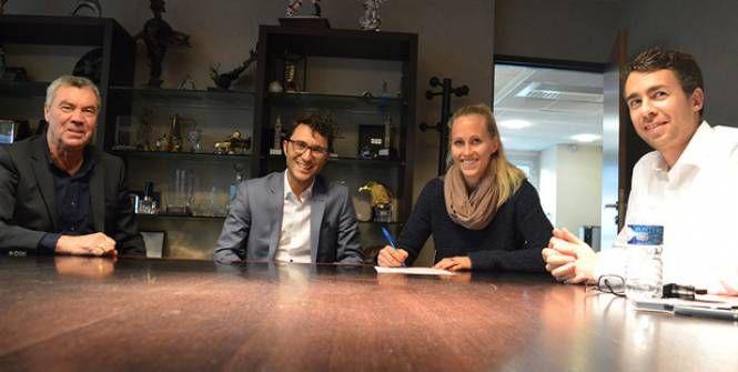 Foot - Transfert (F) - La Danoise Line Røddik Hansen a signé à l'OL
