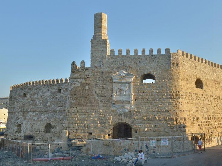 Venetian Fortress Heraklion