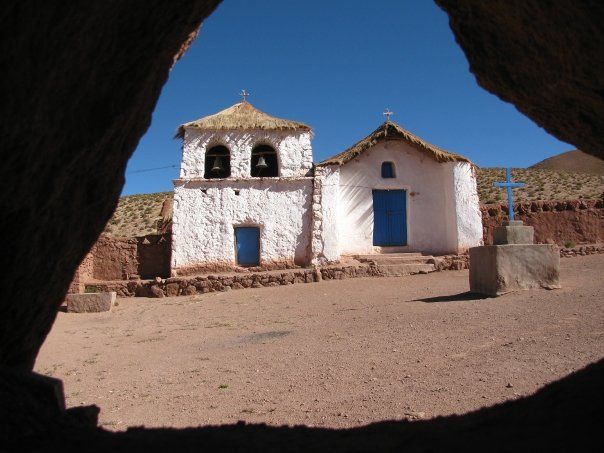 Iglesia de Machuca - San Pedro de Atacama by Noelegroj( 500.000+ views !!), via Flickr