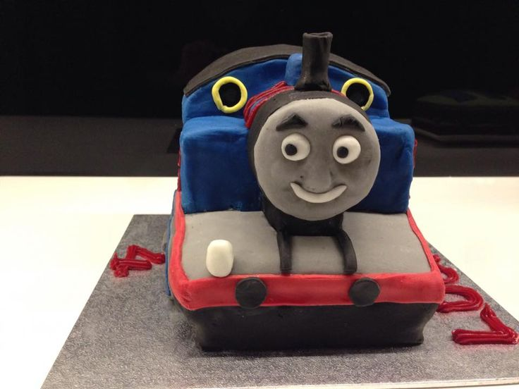 Thomas The Tank Engine - L 4th Bday