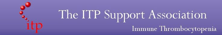 My son got ITP when he was 2. It came from his MMR vaccine. Luckily it only lasted for 3 months and he was declared free on my birthday. Some children aren't so lucky and live with it for life. This organization is loaded with lots of help and information about Idiopatic Thrombocytopenia Purpura. They were my lifesaver! Good Luck and remember, Don't live in fear. :)