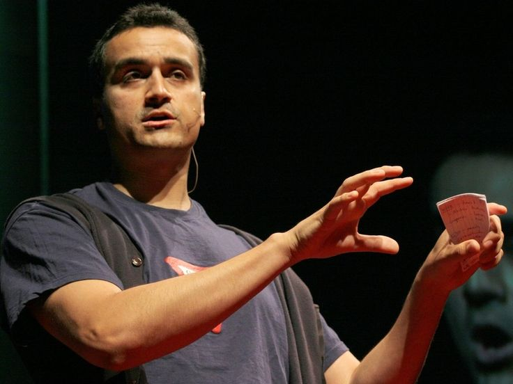 Carl Honore elogia la lentitud | Video on TED.com