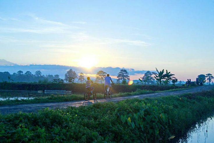 Sugeng enjang semesta! Maaf janjiku selalu dusta.  Lokasi: Jl. Pecangaan - Sowan Lor. Foto: @_payied  #sowanlor #pecangaan #visitjepara #jatenggayeng #kompasnusantara