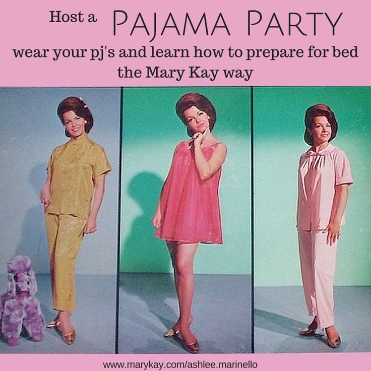 what to wear to mary kay party