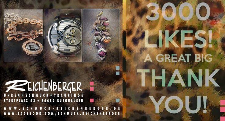 #worldsgreatest #store  ►►► #ONLINESHOP ≫≫≫ www.schmuck-reichenberger.de ►►► FACEBOOK ≫≫≫ www.facebook.com/schmuck.reichenberger ►►► #uhren #schmuck #trauringe #burghausen  #coolbrands #jewelry #watches #trends #accessories #trendstore #oneofakind #bestshoppingplace #schmuckshop #allyouneed #BestOf #jewelryjunkie #coolestshop #comeinandneverfindout #frontrow #beinspired #theplace2b #bestjeweler #staytuned #shoppingheaven #justlove #WeLiveFashion