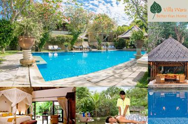 Villa Waru, Bali