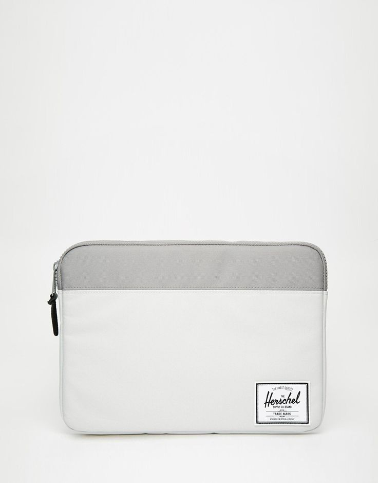 Image 1 ofHerschel Supply Co 13 Inch Anchor Laptop Case