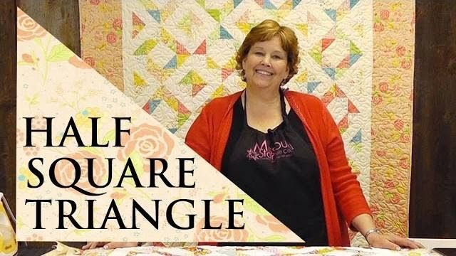 """MissouriQuiltCo: """"Half Square Triangle Quilt Using the the Four Seasons Block"""" - lindamdavis20@gmail.com - Gmail"""