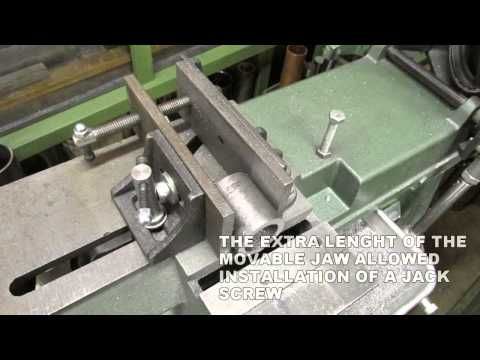 4 X 6 Bandsaw Modifications - YouTube