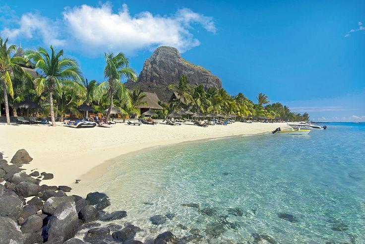 Malownicza wyspa na Oceanie Indyjskim. Wspaniałe miejsce na tropikalne wakacje.