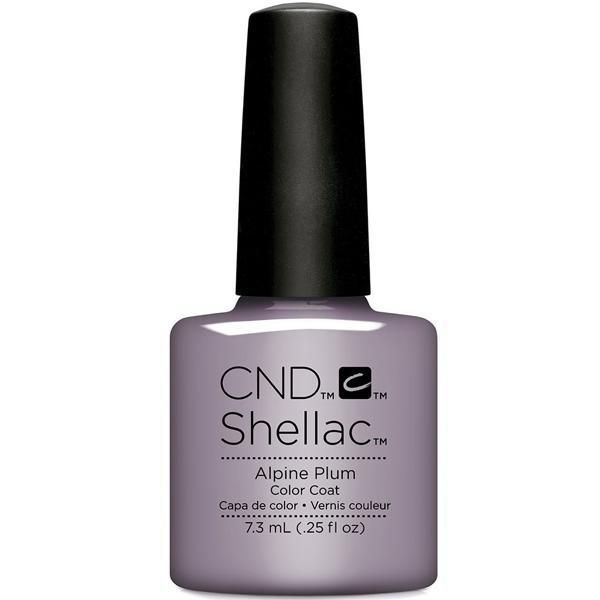 CND Creative Nail Design Shellac - Alpine Plum