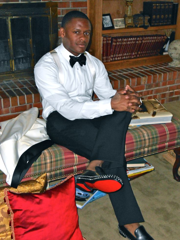 Stylin in men christian louboutin spiked loafers | Our Family ...
