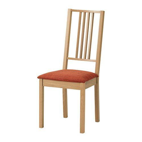 BÖRJE Stol - Isunda orange - IKEA