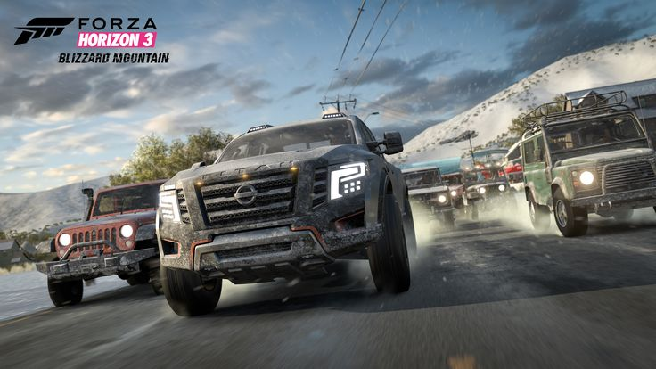 Blizzard Mountain Expansion for Forza Horizon 3 available today! We've been sitting patiently, rubbing our hands in anticipation of the chance to hit Blizzard Mountain in Forza Horizon 3 and now finally we can. For the expansion is here and it sounds bloody great! http://www.thexboxhub.com/blizzard-mountain-expansion-forza-horizon-3-available-today/
