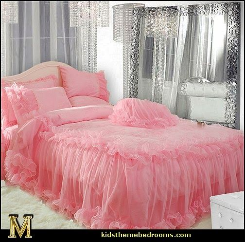 old hollywood glam bedroom decorating-hollywood themed bedrooms-maries manor theme bedrooms