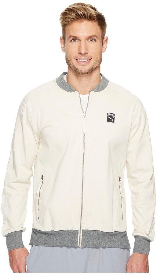 Puma Classics + T7 Woven Jacket Men's Jacket