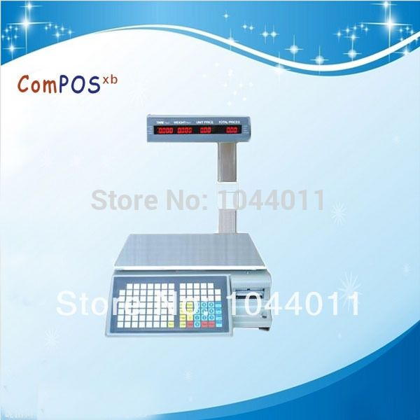 317.30$  Watch here - http://ai0ow.worlditems.win/all/product.php?id=1722199671 - Free shipping! electronic barcode scale/supermarket weighing machine