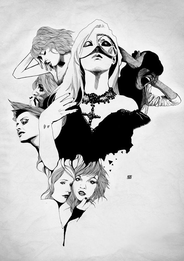 """Seven Sins"" by TARKA"