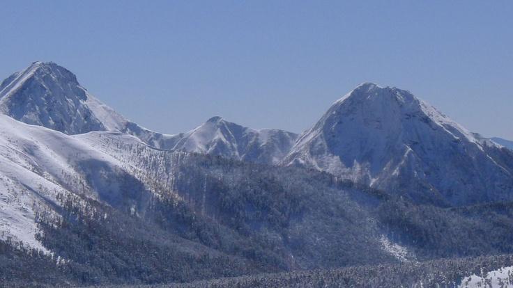 2012 winter yatugatake